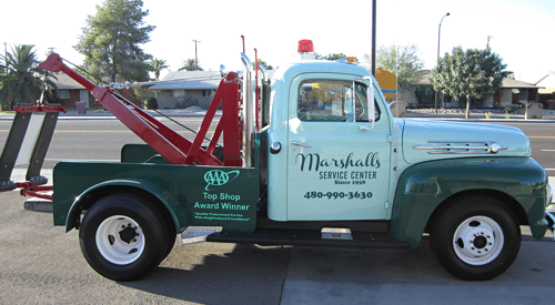 Mesa Auto Service Center